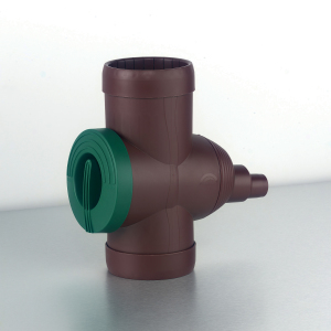 2000810 Filter Collector Brown 2