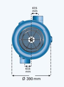 Garden Filter dimensions 2