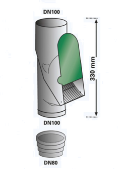leaf separator dimensions