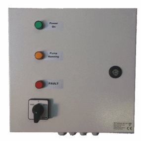 PC3S DIRECT ON-LINE PUMP CONTROLLER 400VAC