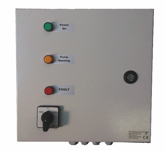 PC3S Metal Direct On-Line Pump Controller 400VAC