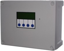 Multiple Booster Pump Controller