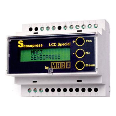 DIN Rail Mounted Level Controller – Sensopress