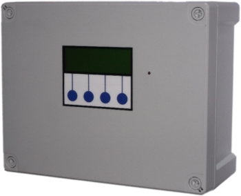 DTC200 Dosing Tank Controller for Tank Chemical Dosing and Emptying