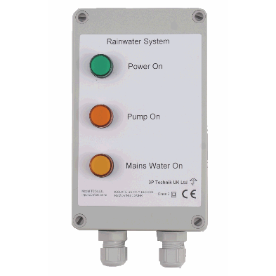 24V Rainwater Header Tank Controller -TCS6JB Series – Low Voltage Top-up Switch