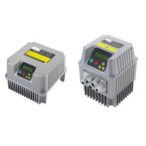 Inverter with External Sensors: Single / Three Phase 230V and 400V