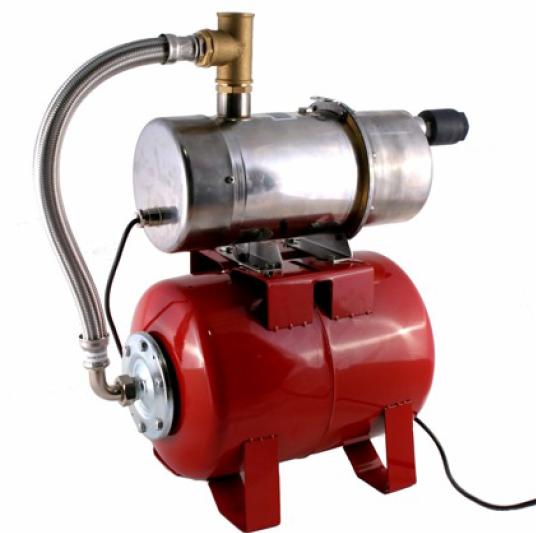 CBB Compact Pressure Boosters
