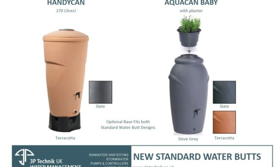New Garden Water Butts 2019