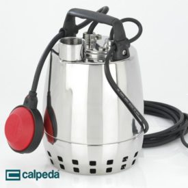 Calpeda GXRM 9 Submersible Drain Pump with Float Switch 240V