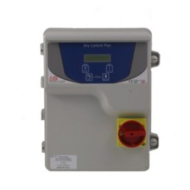 Single Pump Controller with CosPhi Dry Run Protection – Quadri CosPhi