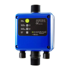 Home Boosting – Electronic Pump Pressure Controller – E-Control