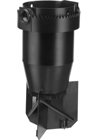 Hyrdoshark DN1000 Particle Separator from 3P Technik