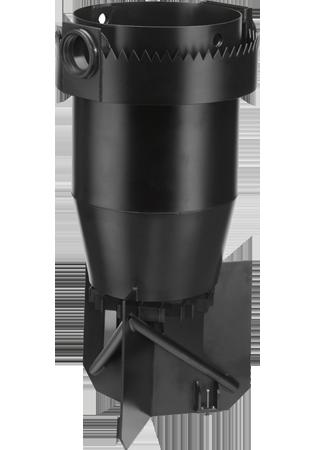 Hyrdoshark DN1000 Particle Separator from 3P Technik